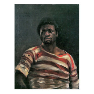Negro Othello by Lovis Corinth Postcard