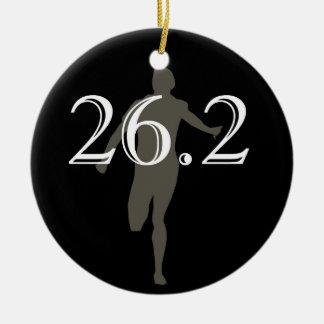 Negro personalizado del recuerdo del corredor de m ornamentos de reyes
