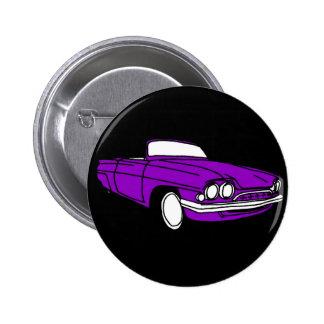 Negro púrpura de Capri del cónsul Pin