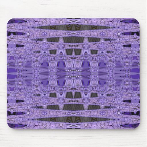 negro púrpura tapete de ratón