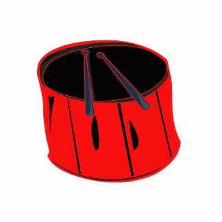 negro rojo look.png handdrawn del tambor n escultura fotográfica