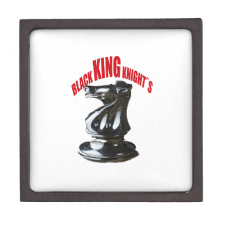 ` Negro s de rey Knight Cajas De Regalo De Calidad