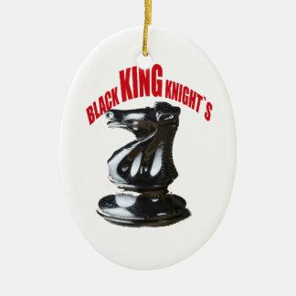 ` Negro s de rey Knight Ornamentos Para Reyes Magos
