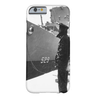 Negro sailors of the USS MASON_War Image Barely There iPhone 6 Case