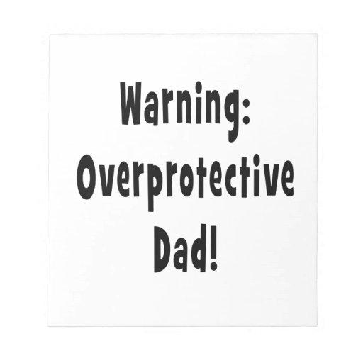 negro sobreprotector amonestador del papá blocs
