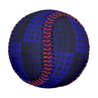 Negro y azul Se descolora-Lejos el béisbol