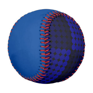 Negro y azul Se descolora-Lejos el béisbol del