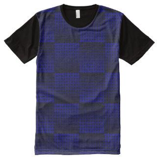 Negro y azul Se descolora-Lejos el modelo