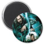 Negro y Bellatrix Lestrange de Sirius Imán De Frigorifico