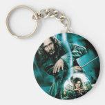 Negro y Bellatrix Lestrange de Sirius Llaveros Personalizados