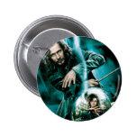 Negro y Bellatrix Lestrange de Sirius Pins