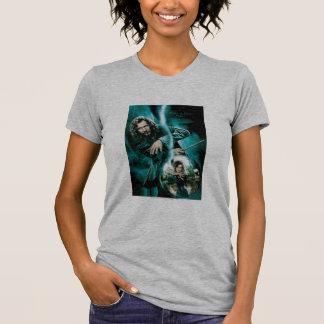 Negro y Bellatrix Lestrange de Sirius Camiseta