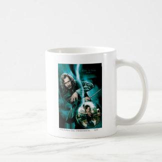 Negro y Bellatrix Lestrange de Sirius Tazas De Café