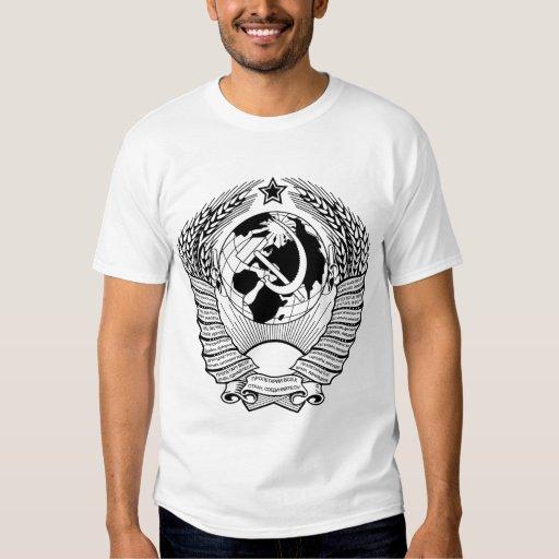 Negro y blanco del escudo de armas de Unión Camisas