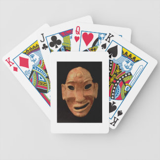 Negroid mask from Carthage, 7th-6th century BC (te Bicycle Playing Cards