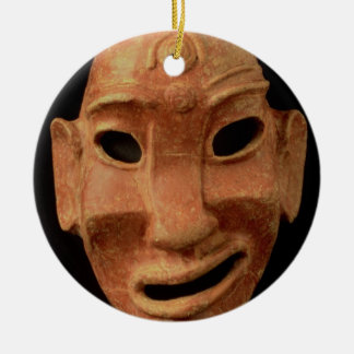 Negroid mask from Carthage, 7th-6th century BC (te Ceramic Ornament