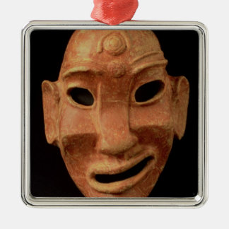 Negroid mask from Carthage, 7th-6th century BC (te Metal Ornament
