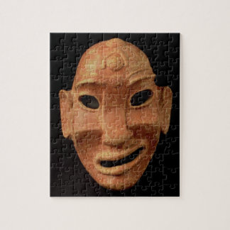 Negroid mask from Carthage, 7th-6th century BC (te Puzzle