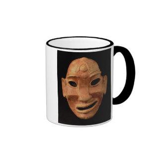Negroid mask from Carthage, 7th-6th century BC (te Ringer Mug