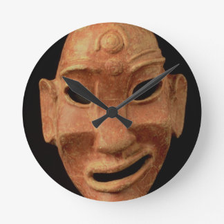Negroid mask from Carthage, 7th-6th century BC (te Round Clock
