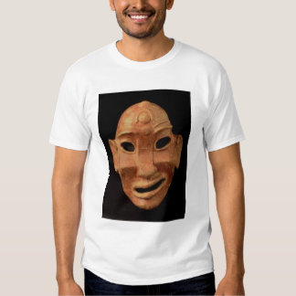Negroid mask from Carthage, 7th-6th century BC (te T-shirts