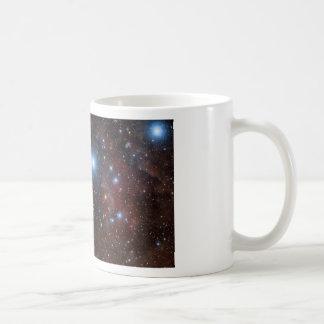 Negrura de centelleo taza de café