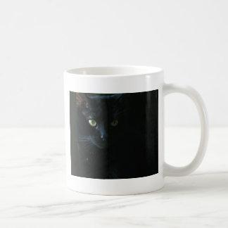 Negrura de mezcla taza de café