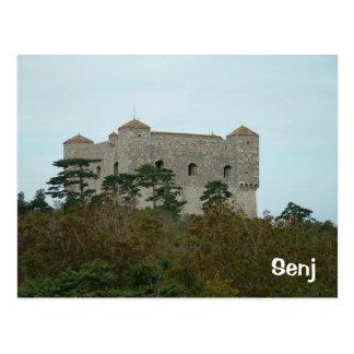 Nehaj Castle - Senj Postcard