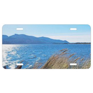 Nehalem Bay State Park - Bay Beach License Plate