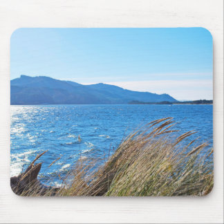 Nehalem Bay State Park - Bay Beach Mouse Pad