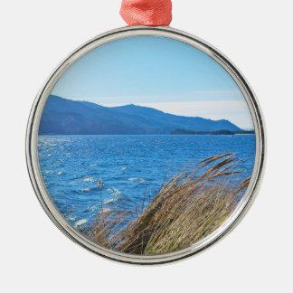 Nehalem Bay State Park - Bay Beach Christmas Ornament