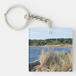 Nehalem Bay State Park Keychain