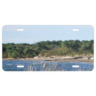Nehalem Bay State Park License Plate