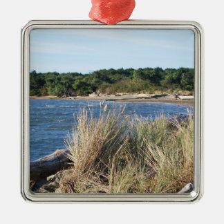 Nehalem Bay State Park Metal Ornament