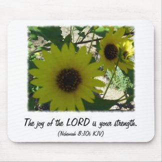 Nehemiah 8:10 mouse pad