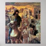 Nehemiah ve los escombros en Jerusalén por Tissot Impresiones