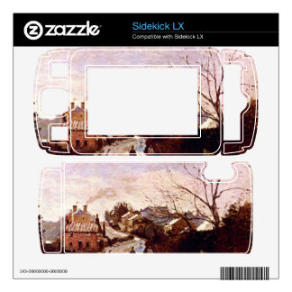 Neige a Lower Norwood by Camille Pissarro Skins For Sidekick LX