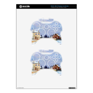 Neige by Armand Guillaumin Xbox 360 Controller Decal