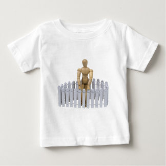 NeighborFence120509 copy Baby T-Shirt