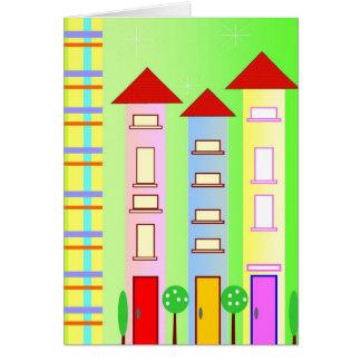 Neighborhood Card