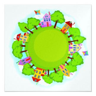 Neighborhood Event - SRF Card
