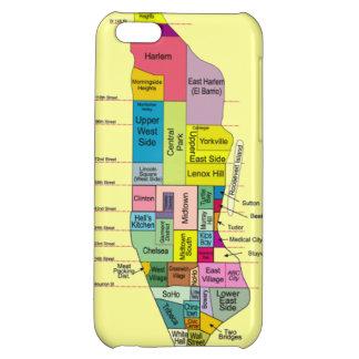 Neighborhoods of NYC Case For iPhone 5C