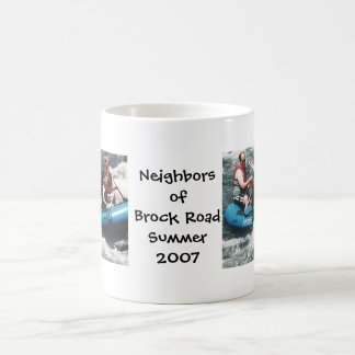 Neighbors of Brock Road Adventure Mug