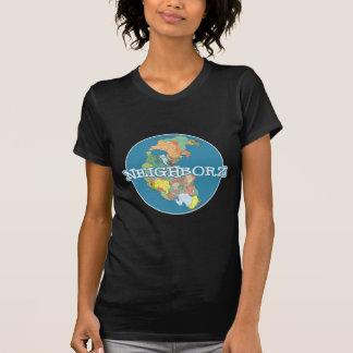 Neighborz Pangea Globe T-Shirt