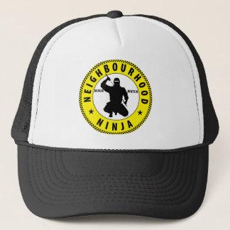 Neighbourhood Ninja Trucker Hat