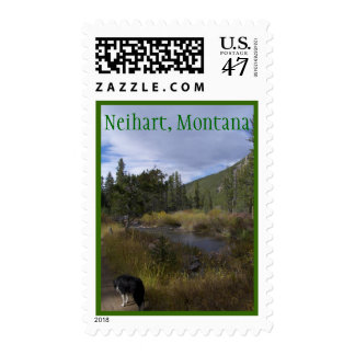 Neihart first class postage
