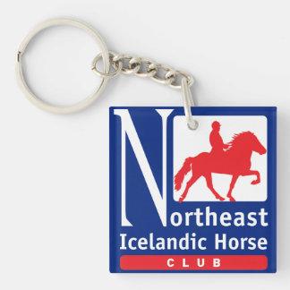 NEIHC Double sided Keychain