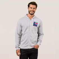 NEIHC Men's Zip-up Sweatshirt