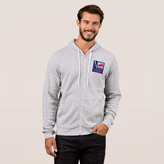 NEIHC Men's Zip-up Sweatshirt
