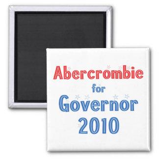Neil Abercrombie for Governor 2010 Star Design Magnet
